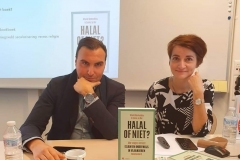Boekvoorstelling: Halal of niet?